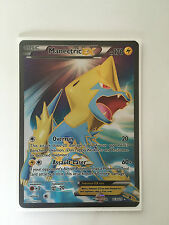 MANECTRIC EX 113/119 FULL ART Rara Foil Holo Inglese POKEMON XY PHANTOM FORCES
