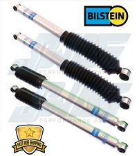 99-04 Ford Super Duty F250 F350 4x4 - Bilstein 5100 Front & Rear Shock Absorbers