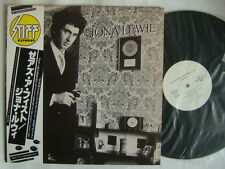 PROMO WHITE LABEL / JONA LEWIE ON THE OTHER HAND THERE'S A FIST / JAPAN WITH OBI