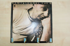 NAMYSLOWSKI THE Q OPEN VINYL JAZZ LP