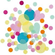 Colour Tissue Paper Confetti - BE HAPPY!