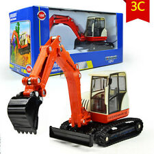 Crawler Excavator Construction Vehicles 1:50 Diecast Model Car Toy Gift for Kids
