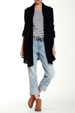 Inhabit Women's Black Wool Cardigan - Size P - $379 - *C221