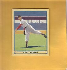 2003 UD Play Ball Carl Hubbell #R-8 MINT