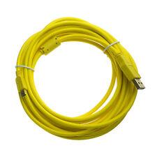 16FT/5M Tether Cable Photography for Nikon D4s D4 D3 D610 D600 D7000 D90 D30
