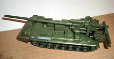 1/72 2S7 Pion Soviet Self-Propelled Howitzer die cast model 55 FABBRI