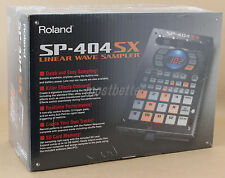 New Roland SP-404SX Compact Linear Wave Sampler from Japan