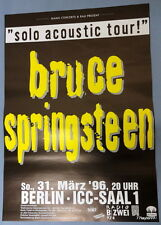 Bruce   Springsteen    Tourplakat   31.3.1996      Berlin