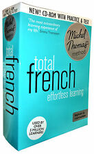 Total French with the Michel Thomas Method inc Practice & Test (CD-Audio)