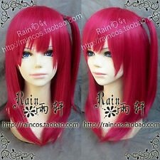 Magi The Labyrinth of Magic Morgiana roseate Cosplay wig Party wig + Gifts
