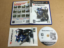 TT Superbikes - Sony Playstation 2 (PS2) TESTED/WORKING SIGNED/RARE