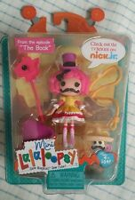 2014 Mini Lalaloopsy CRUMBS SUGAR COOKIE from Nick Jr. episode The Book