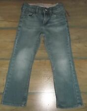 H&M JEANS DEMINJEANS HELLO KITTY  KINDER  HOSE  USED LOOK GR 104
