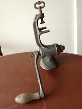 Vintage Sweden Cast Husqvarna Scandia No 2 Meat Grinder Etc