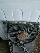 Renault clio 2002 aircon rad with fan