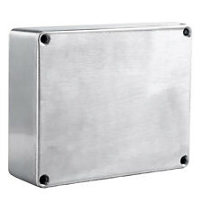 1590BB Style Aluminum Metal Stomp Box Case Enclosure Guitar Effect Pedal