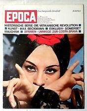 EPOCA Nr. 2 Februar 1967 Eine Europäische Zeitschrift Kunst und Kultur