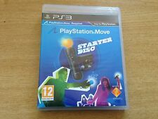 GENUINE ORIGINAL SONY PLAYSTATION 3 PS3 MOVE STARTER DISC **ONLY**