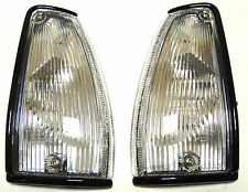 Nissan Micra (K10) MK I 1989-1992 Front Corner Lamp Clear Indicators Lights 1set