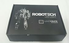 robotech led light lootcrate exclusive loot anime