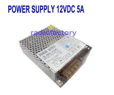 S-60-12a Super Stable 12V 60W Regulated Power Supply ( 10.5 - 13.8V ) 5 AMP
