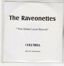(ER299) The Raveonettes, The Great Love Sound - DJ CD