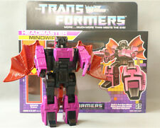 Transformers G1 Decepticon Headmaster Mindwipe Re-issue Bat Figure SET MISB NEW