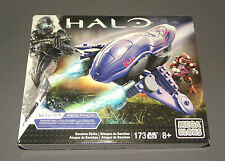 MEGA BLOKS HALO Banshee Strike Set CNG65 Halo 5 Req Pack w Covenant Elite Minor