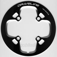 gobike88 Driveline black chainring guard 48T, BCD 104mm, 126g, 352