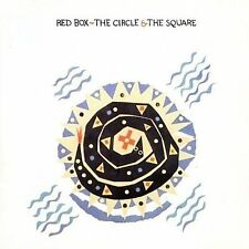 The Circle & The Square by Red Box *New CD*