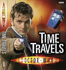 Doctor Who Time Travels Book - popup and interactive