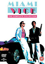 ❏ Miami Vice Complete Series 111 Episodes DVD Collection ❏ Don Johnson 1984