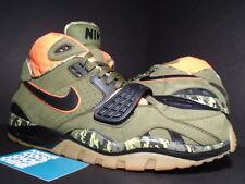 Nike Air TRAINER SC II 2 PREMIUM QS 1 DIGI CAMO FADED OLIVE GREEN ORANGE DS 11.5