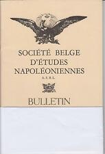 Société Belge d'Etudes Napoléoniennes - A.S.B.L. Bulletin N° 49 - Décembre 1964