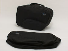 KJD LIFETIME inner saddlebag liners for BMW K1600GTL/GT & R1200RT LC (Black)