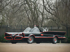 "1966 Lincoln Futura Batmobile by Fiberglass Freaks 11 x 14""  Photo Print"