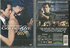 DVD - JAMES BOND 007 - GOLDENEYE avec PIERCE BROSNAN / NEUF EMBALLE NEW & SEALED