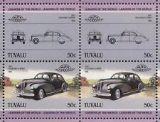 1941 PACKARD CLIPPER Car 50-Stamp Sheet / Auto 100 Leaders of the World