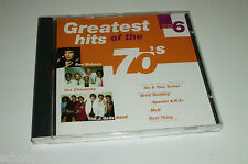 GREATEST HITS OF THE 70'S / CD 6 /MIT THE HOLLIES - MUD - DON MCLEAN - DILLINGER