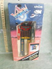VOLTRON COSMICOUNTER WORKING CALCULATOR VINTAGE TOY FONDO DI MAGAZZINO
