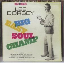 Big Easy Soul Champ von Lee Dorsey (2012), Neu OVP, CD