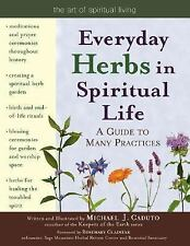 Everyday Herbs in Spiritual Life: A Guide to Many Practices, Michael Caduto