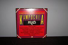 Concerts For The People Of Kampuchea Double Vinyl LP - Clash, Queen, VG+
