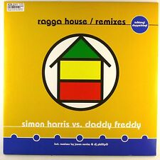 "2x 12"" Maxi - Simon Harris - Ragga House (Remixes) - D40 - washed & cleaned"