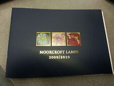 MOORCROFT LAMPS CATALOGUE YEAR: 2009/2010