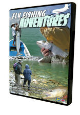 Fly fishing Adventures DVD Flyfishing movie tutorial for fly fishing anglers