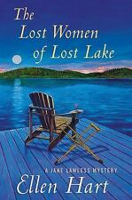 The Lost Women of Lost Lake (Jane Lawless Mysteries) Hart, Ellen Hardcover