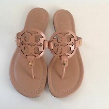 marion pink tory burch miller thongs size 6.5