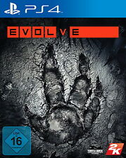 PS4 Spiel Evolve Sony Playstation 3 Spiel Top Game...