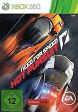 Xbox 360 need for speed hot pursuit * comme neuf